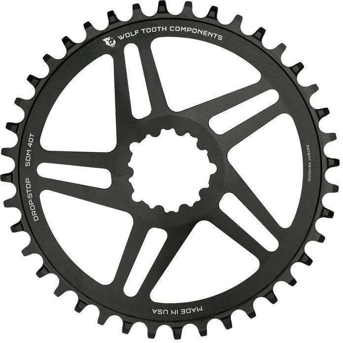 Wolf Tooth-Wolf Tooth Direct Mount Chainring for SRAM Boost-36T Boost-Black-WTSDM36BST-saddleback-elite-performance-cycling
