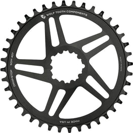 Wolf Tooth Direct Mount Flattop Chainring for SRAM Cranks