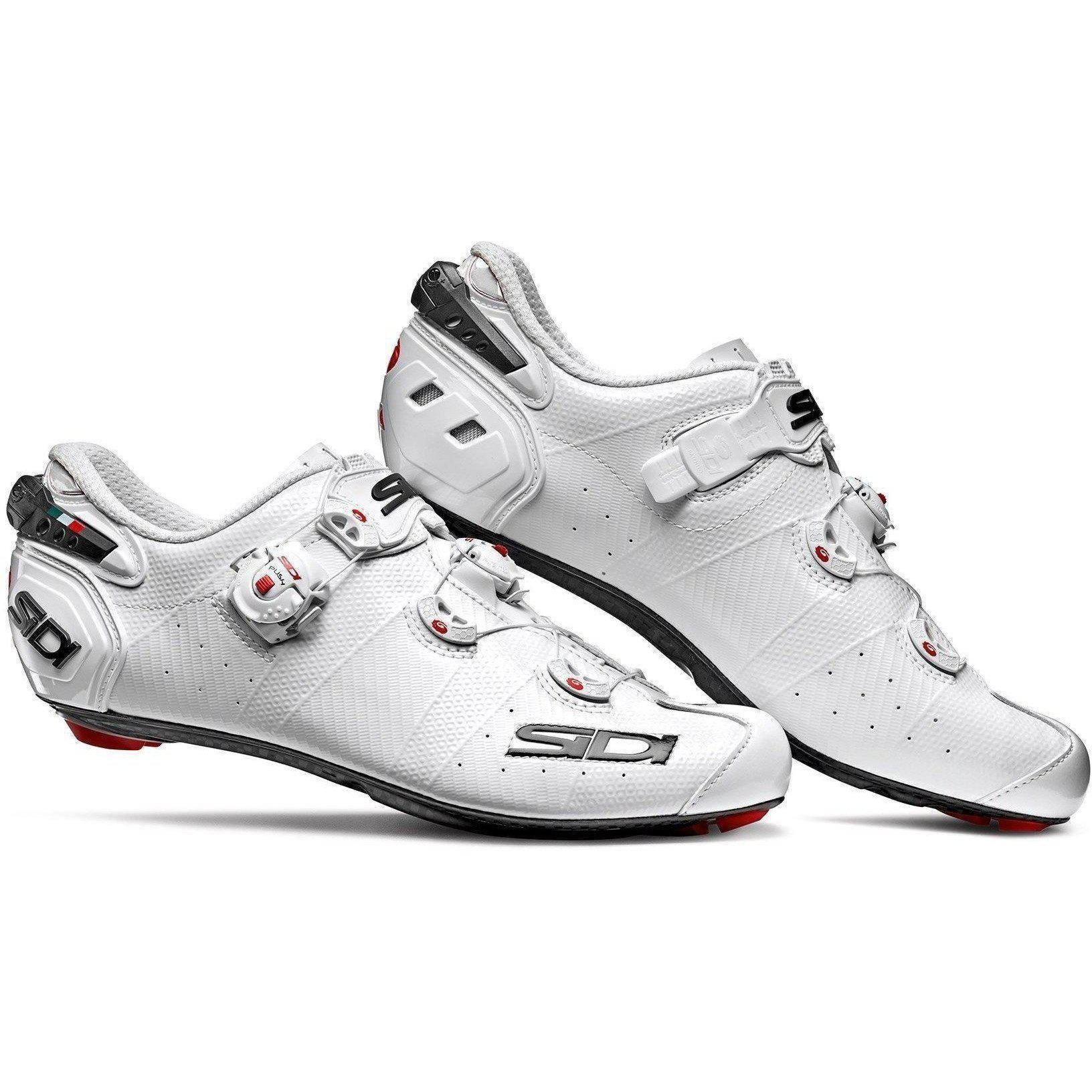 Sidi-Sidi Wire 2 Carbon Women's Road Shoes-White/White-38-SIWIRE2CWBIBI38-saddleback-elite-performance-cycling