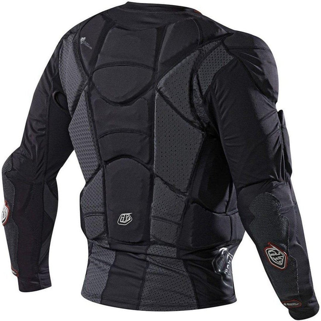Troy Lee Designs-Troy Lee Designs 7855 Upper Protection Long Sleeve Shirt--saddleback-elite-performance-cycling