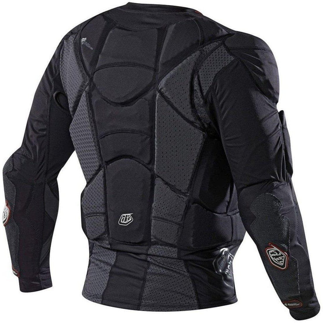 Troy Lee Designs-Troy Lee Designs 7855 Youth Upper Protection Long Sleeve Shirt--saddleback-elite-performance-cycling