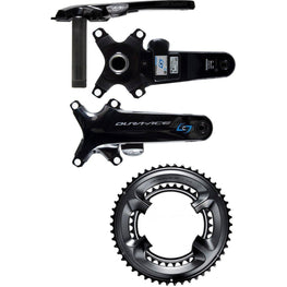 Stages-Stages Power R - Shimano Dura-Ace R9100-Black-165mm-50/34-STADR9RA4-saddleback-elite-performance-cycling