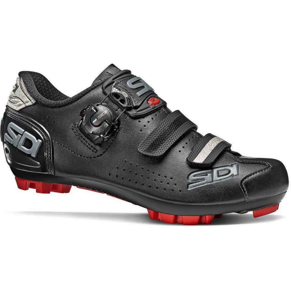Sidi-Sidi Trace 2 MTB Shoes Women's-36-Black/Black-SITRACE2WNENE36-saddleback-elite-performance-cycling