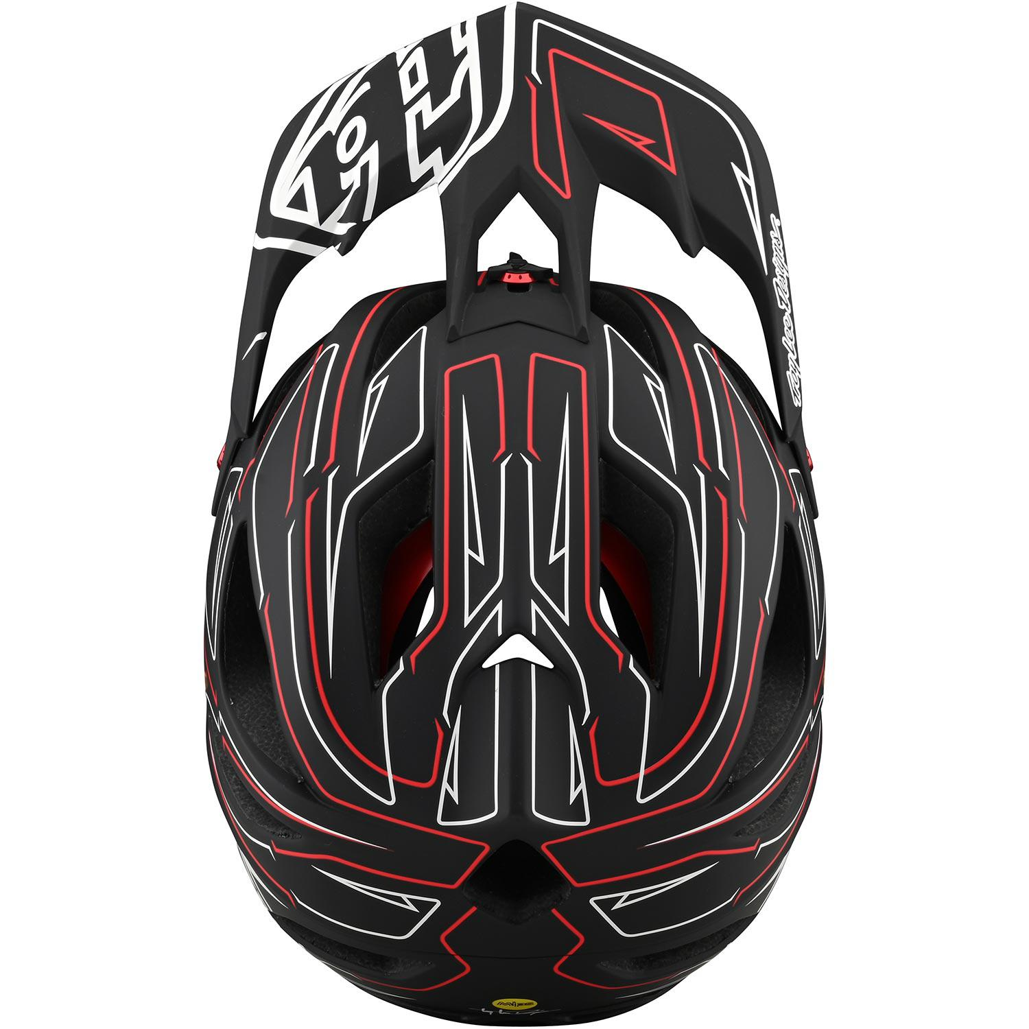 Troy Lee Designs-Troy Lee Designs Stage MIPS Helmet - Born From Paint Limited Edition--saddleback-elite-performance-cycling