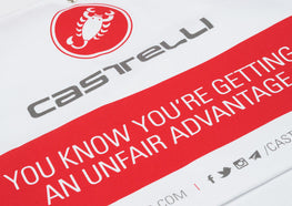 Castelli-Castelli Unfair Advantage Musette-White/Red-UNI-CS4401189-saddleback-elite-performance-cycling