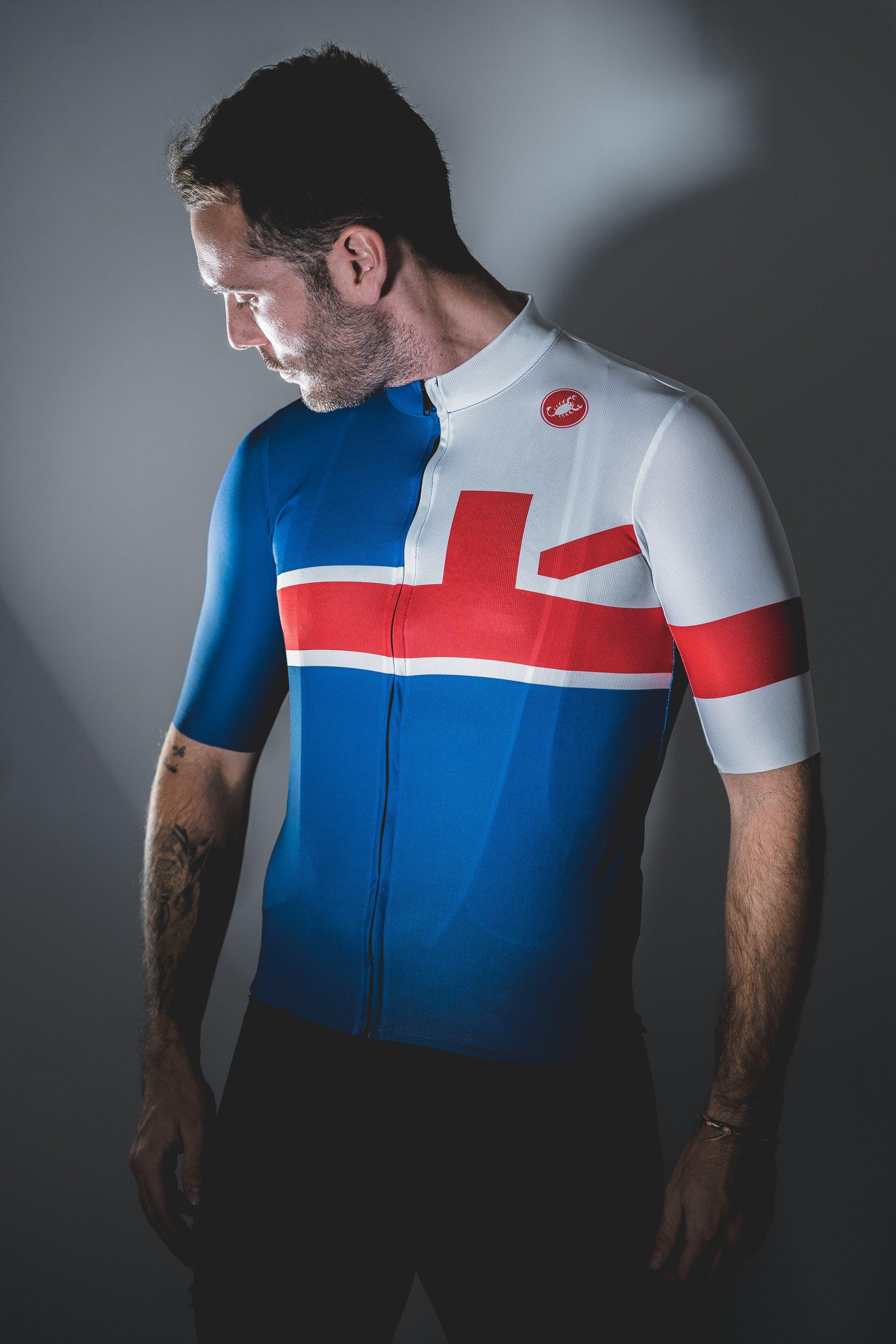 Castelli-Castelli World Champs Squadra Jersey - UK--saddleback-elite-performance-cycling