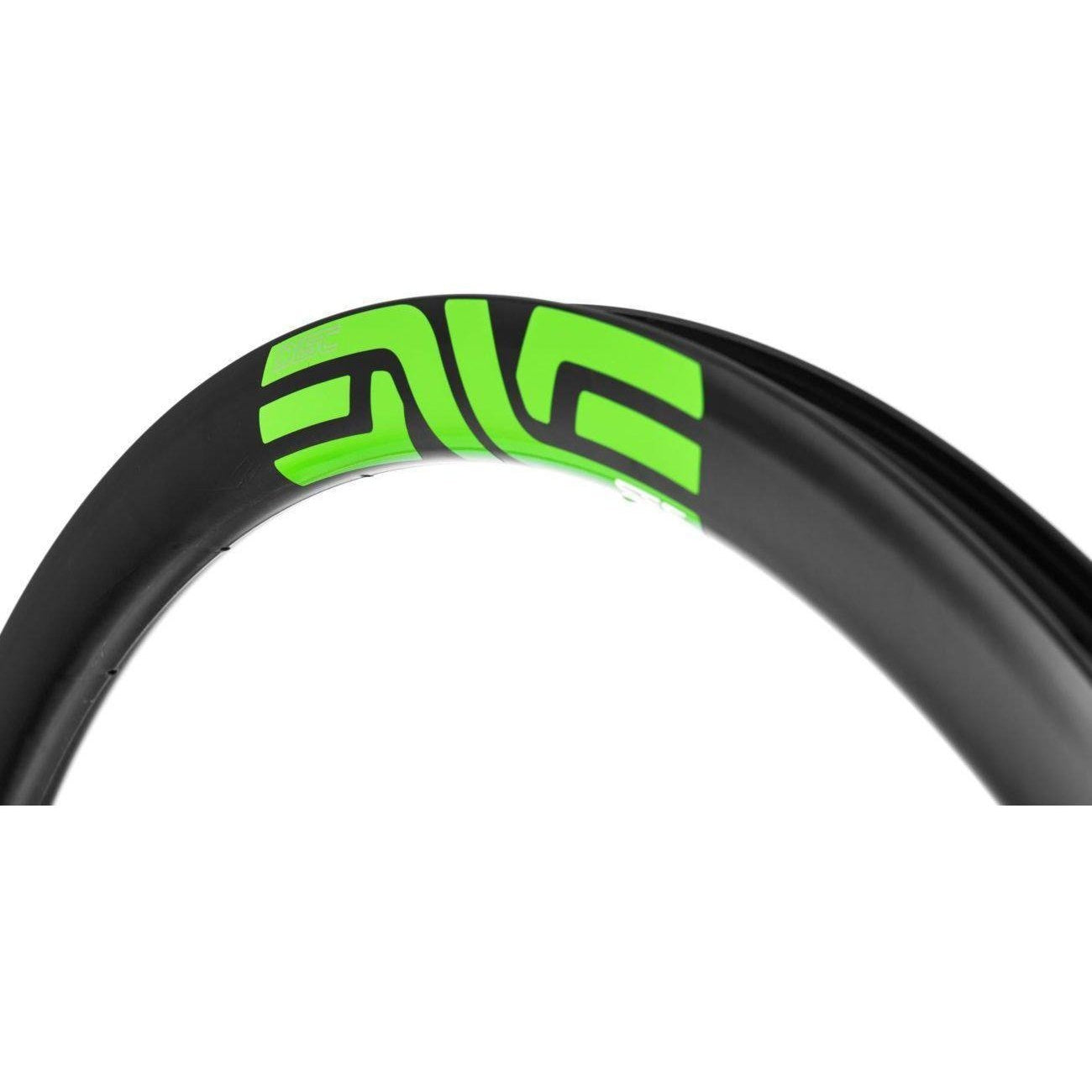 ENVE-ENVE SES 3.4 Disc Decals-SES 3.4 Disc-Front (38mm)-Green-EN70001000747-saddleback-elite-performance-cycling