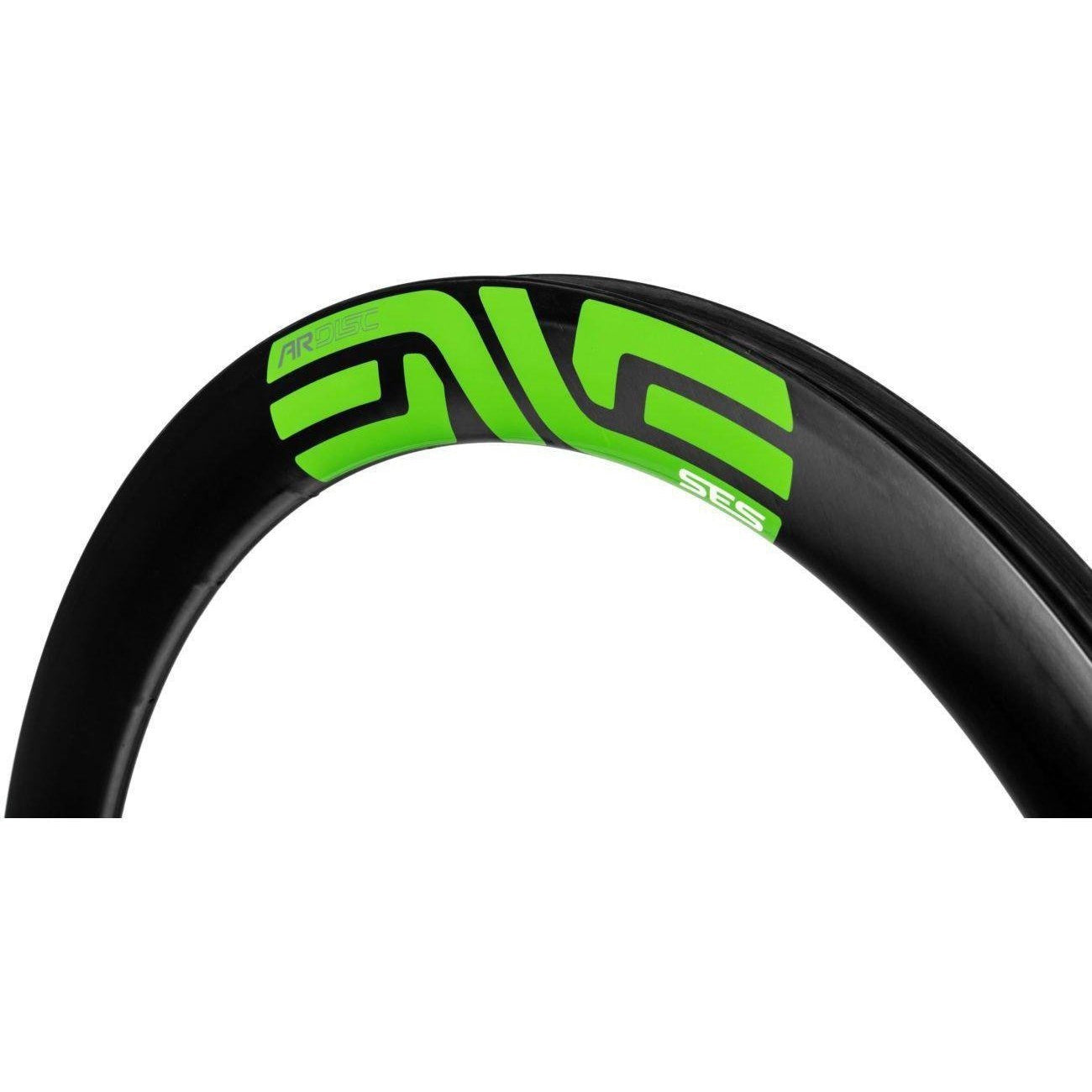 ENVE-ENVE SES 4.5 AR Disc Decals-SES 4.5 AR Disc-Rear 55mm-Green-EN70001000684-saddleback-elite-performance-cycling