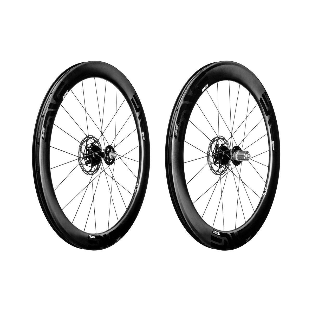ENVE-ENVE SES 5.6 Disc Wheelset-ENVE Alloy Disc Black Hub-12/142 Clincher/Shimano-EN00561003109080-saddleback-elite-performance-cycling
