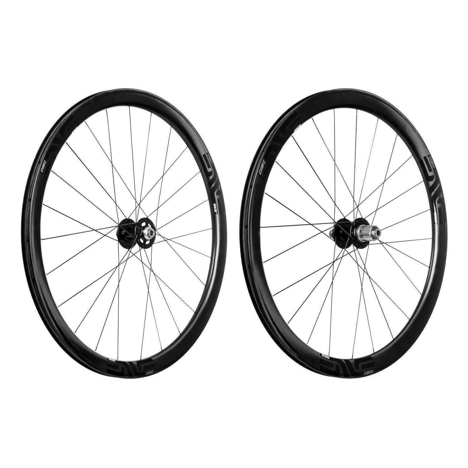 ENVE-ENVE SES 3.4 Disc Wheelset - ENVE Alloy Road Hubs-Clincher/Shimano-EN00341003110048-saddleback-elite-performance-cycling