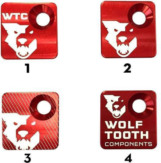 Wolf Tooth-Wolf Tooth Front Derailleur Mount-Red-Cover 2-WTFDMCOVER2RED-saddleback-elite-performance-cycling