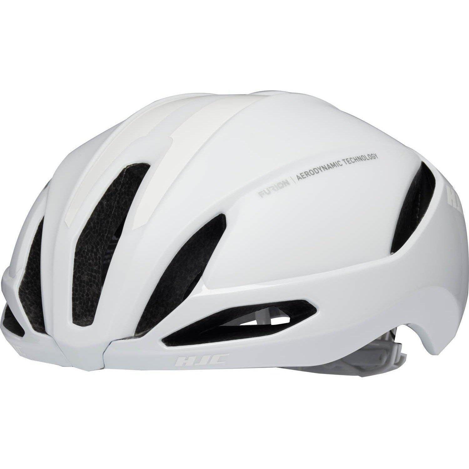 HJC-HJC Furion 2.0 Road Cycling Helmet-White-S-HJC81219001-saddleback-elite-performance-cycling