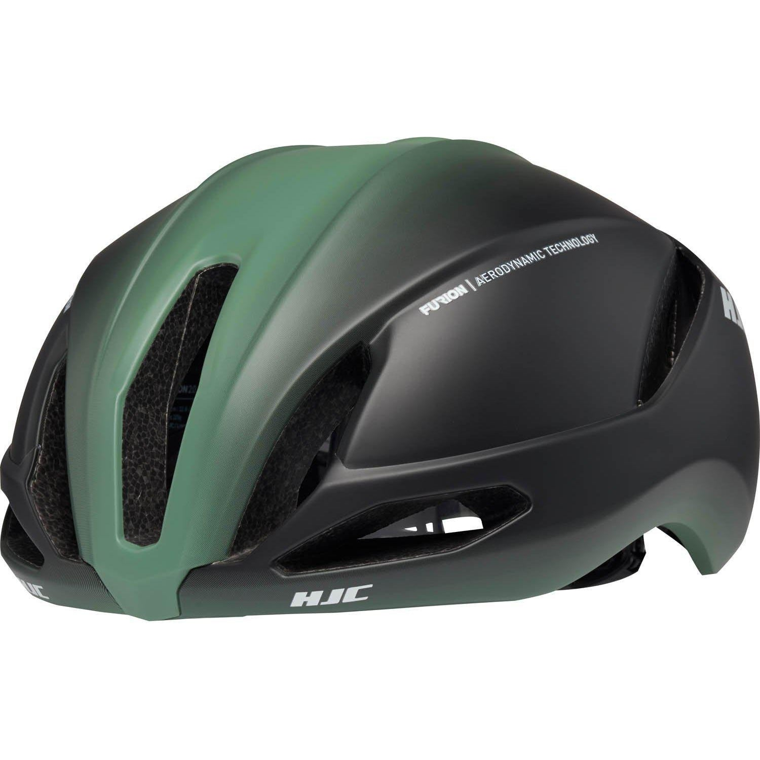 HJC-HJC Furion 2.0 Road Cycling Helmet-Fade Olive-S-HJC81213701-saddleback-elite-performance-cycling