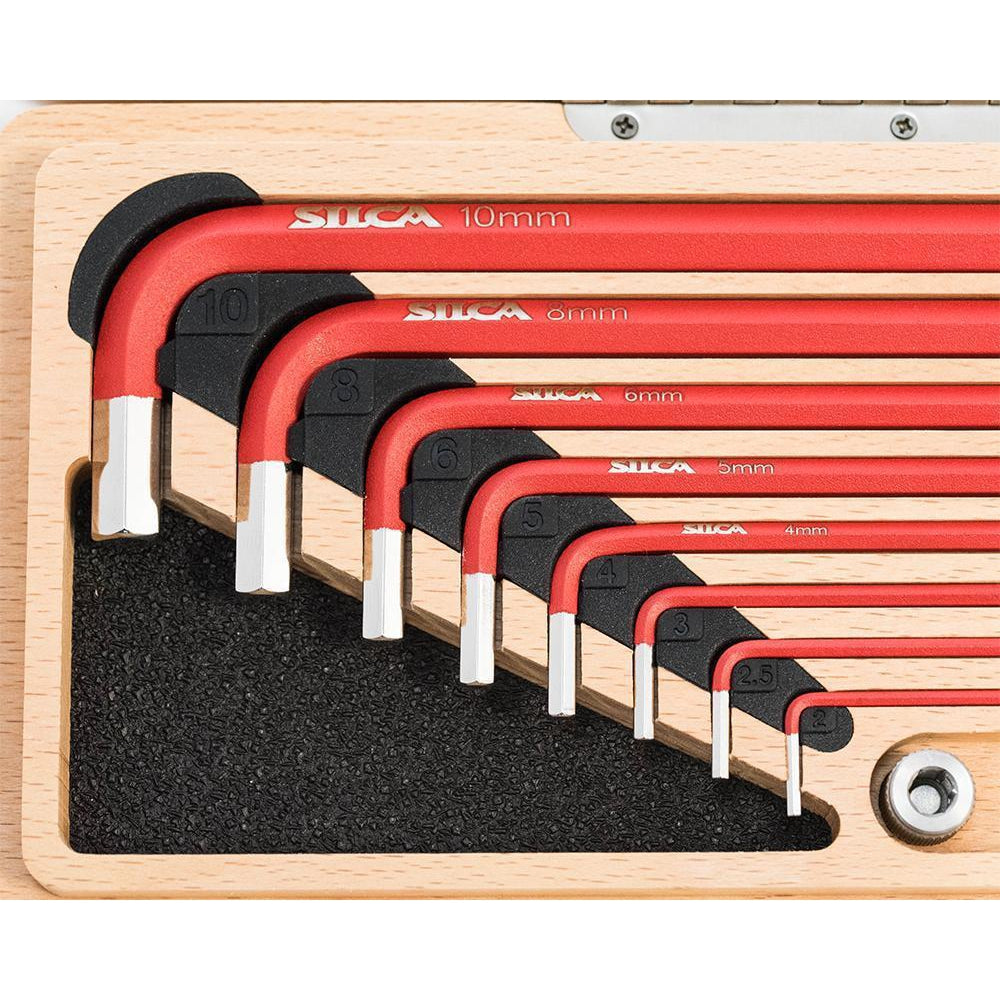 Silca HX One Home Essentials Allen Key Tool Set