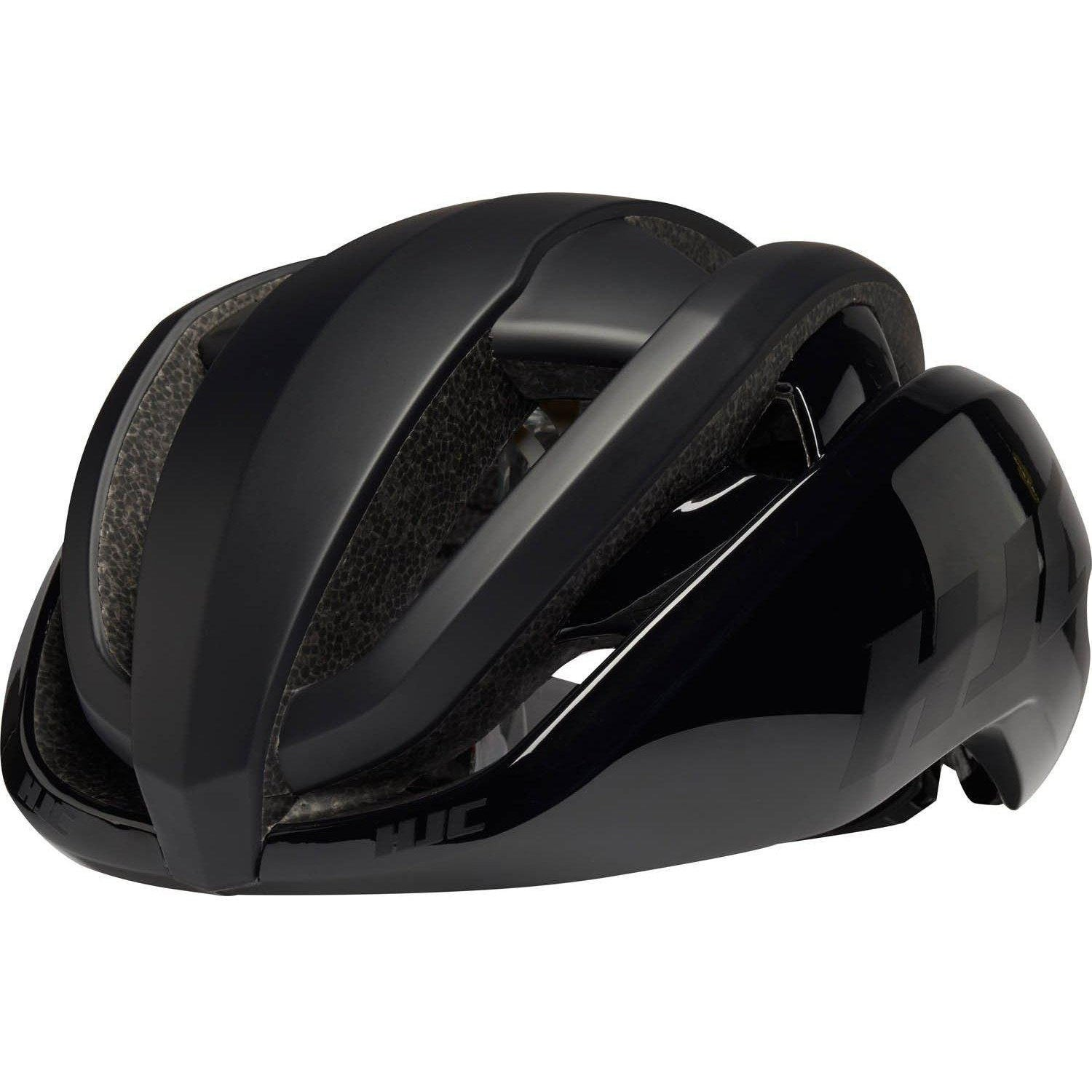 HJC-HJC Ibex 2.0 Road Cycling Helmet-Black-S-HJC81243101-saddleback-elite-performance-cycling
