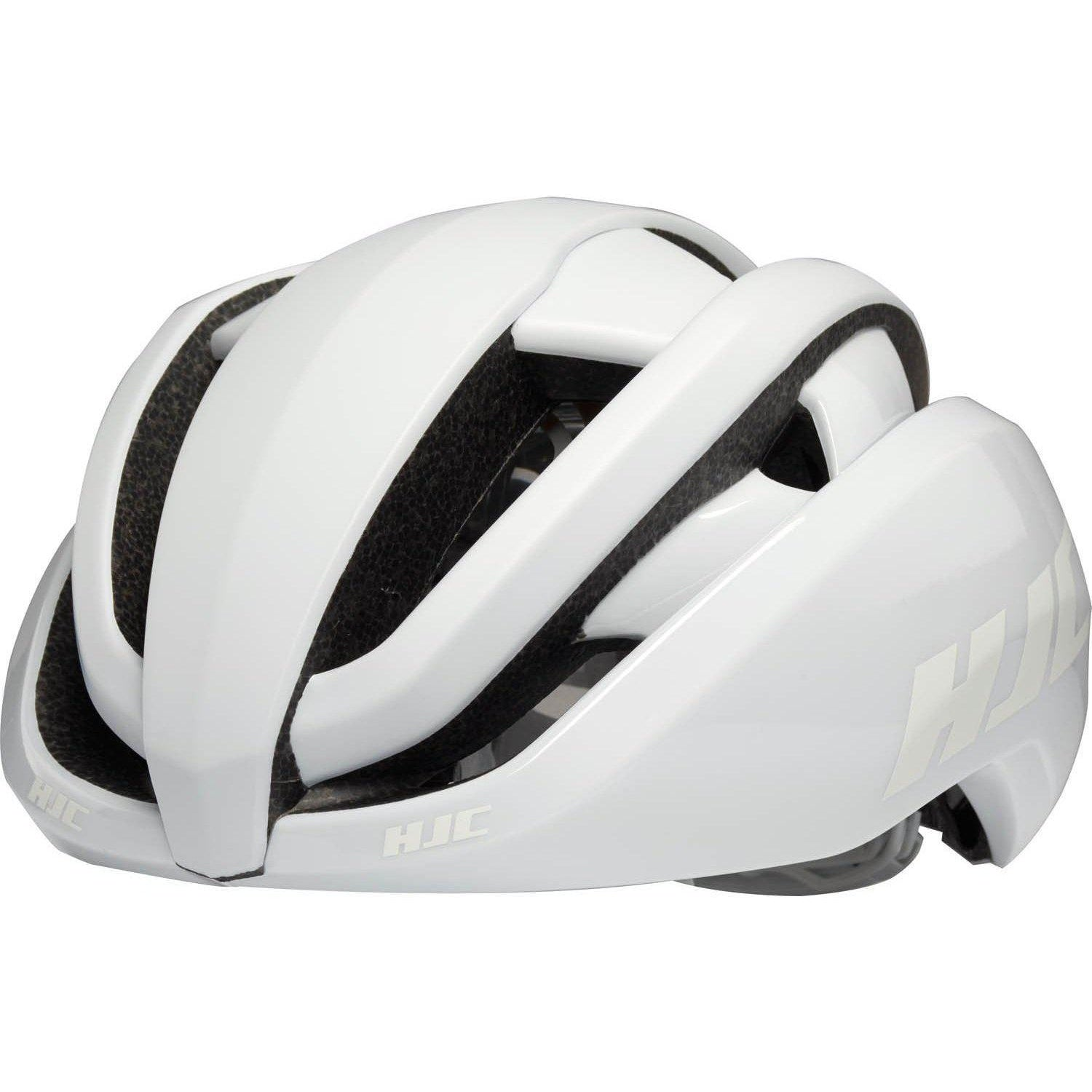 HJC-HJC Ibex 2.0 Road Cycling Helmet-White-S-HJC81249001-saddleback-elite-performance-cycling