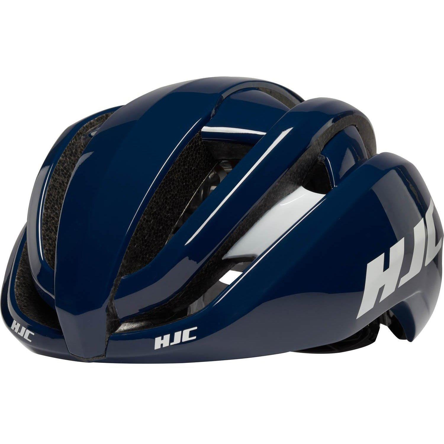 HJC-HJC Ibex 2.0 Road Cycling Helmet-Navy White-S-HJC81240201-saddleback-elite-performance-cycling