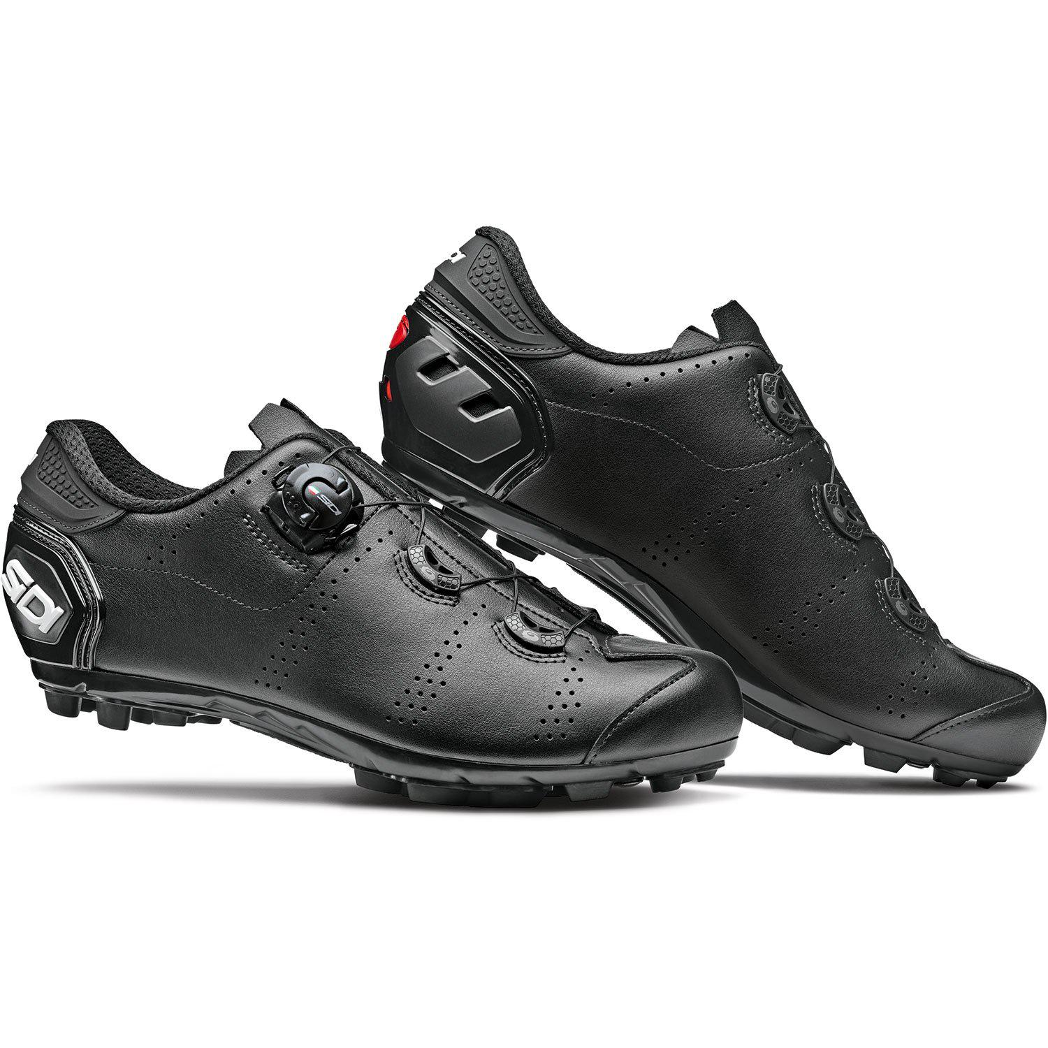 Sidi-Sidi Speed MTB Shoes-Black/Black-36-SISPEEDNENE36-saddleback-elite-performance-cycling