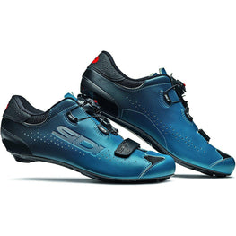Sidi-Sidi Sixty Road Shoes-Black/Petrol-38-SISIXTYNEOTT38-saddleback-elite-performance-cycling