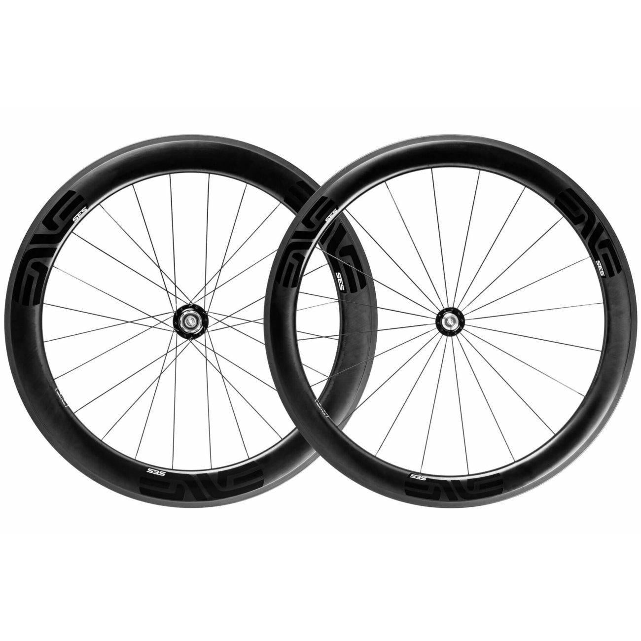 ENVE-ENVE SES 5.6 Wheelset - Chris King Hubs-Black/R45/QR-Shimano-Clincher-EN00561003109058-saddleback-elite-performance-cycling