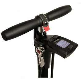 Silca-Silca SuperPista Digital Floor Pump-SIAMPU002ASY0100-saddleback-elite-performance-cycling