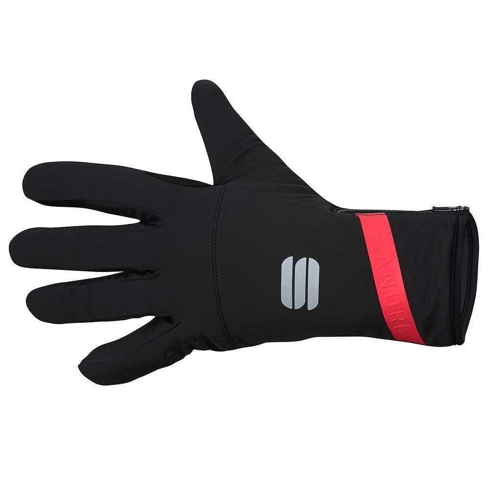 Sportful-Sportful Fiandre Gloves-Black-XS-SF195450021-saddleback-elite-performance-cycling