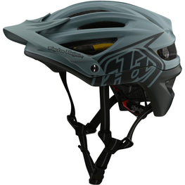 Troy Lee Designs-Troy Lee Designs A2 MIPS Helmet-Decoy - Silver Blue/Green-M/L-TLD191485073-saddleback-elite-performance-cycling
