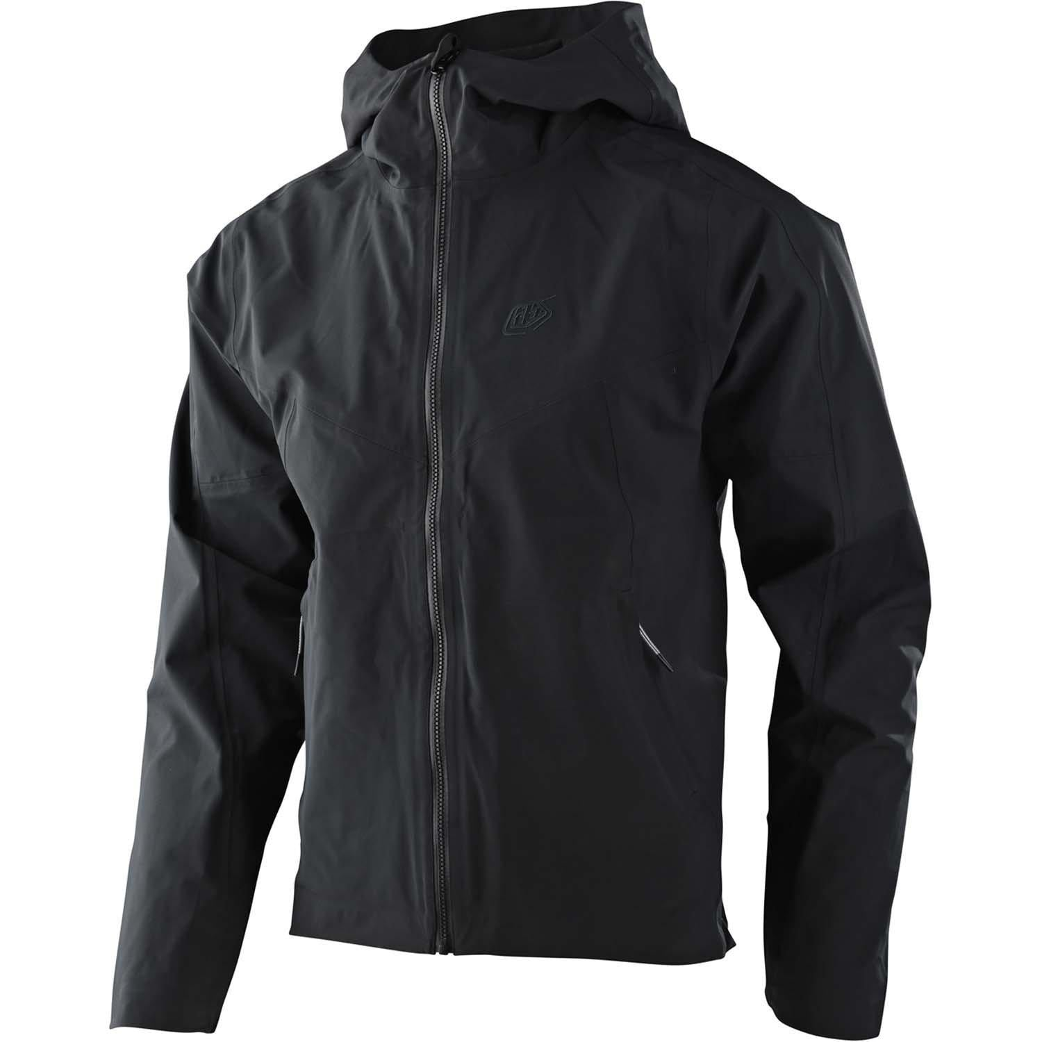 Troy Lee Designs-Troy Lee Designs Descent Jacket-Black-L-TLD860503004-saddleback-elite-performance-cycling