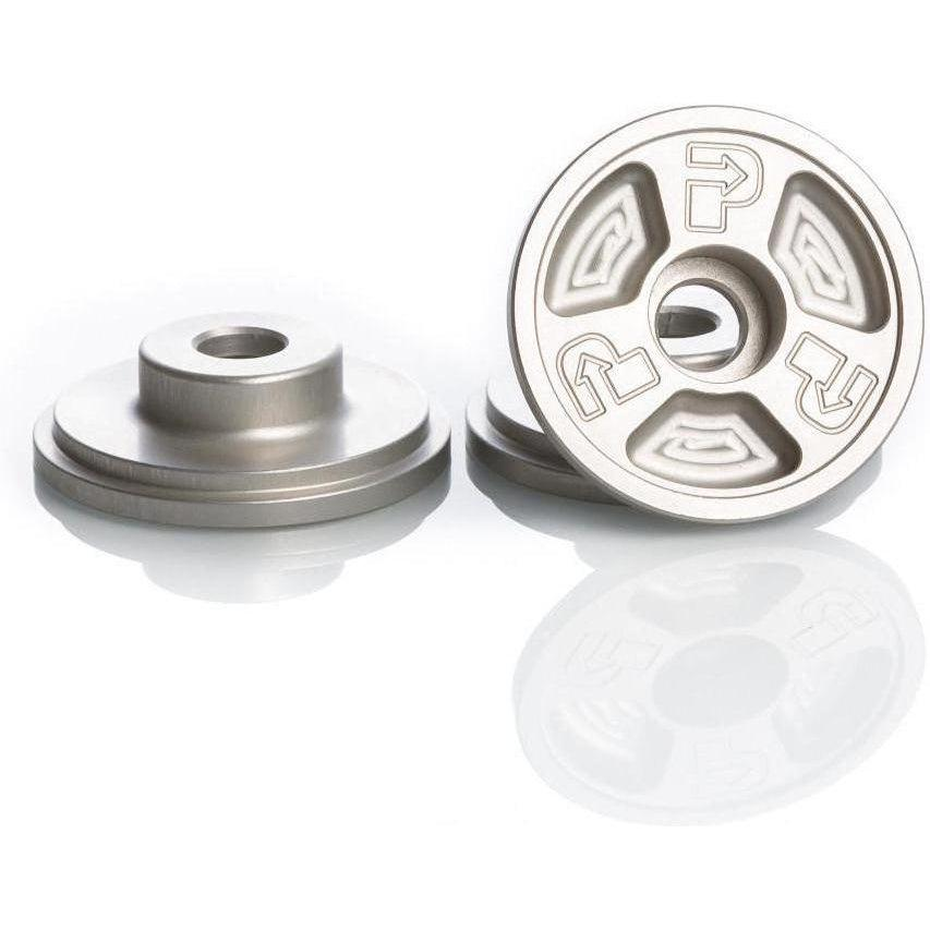 PUSH Industries-PUSH P-Icon Stem Top Cap--saddleback-elite-performance-cycling