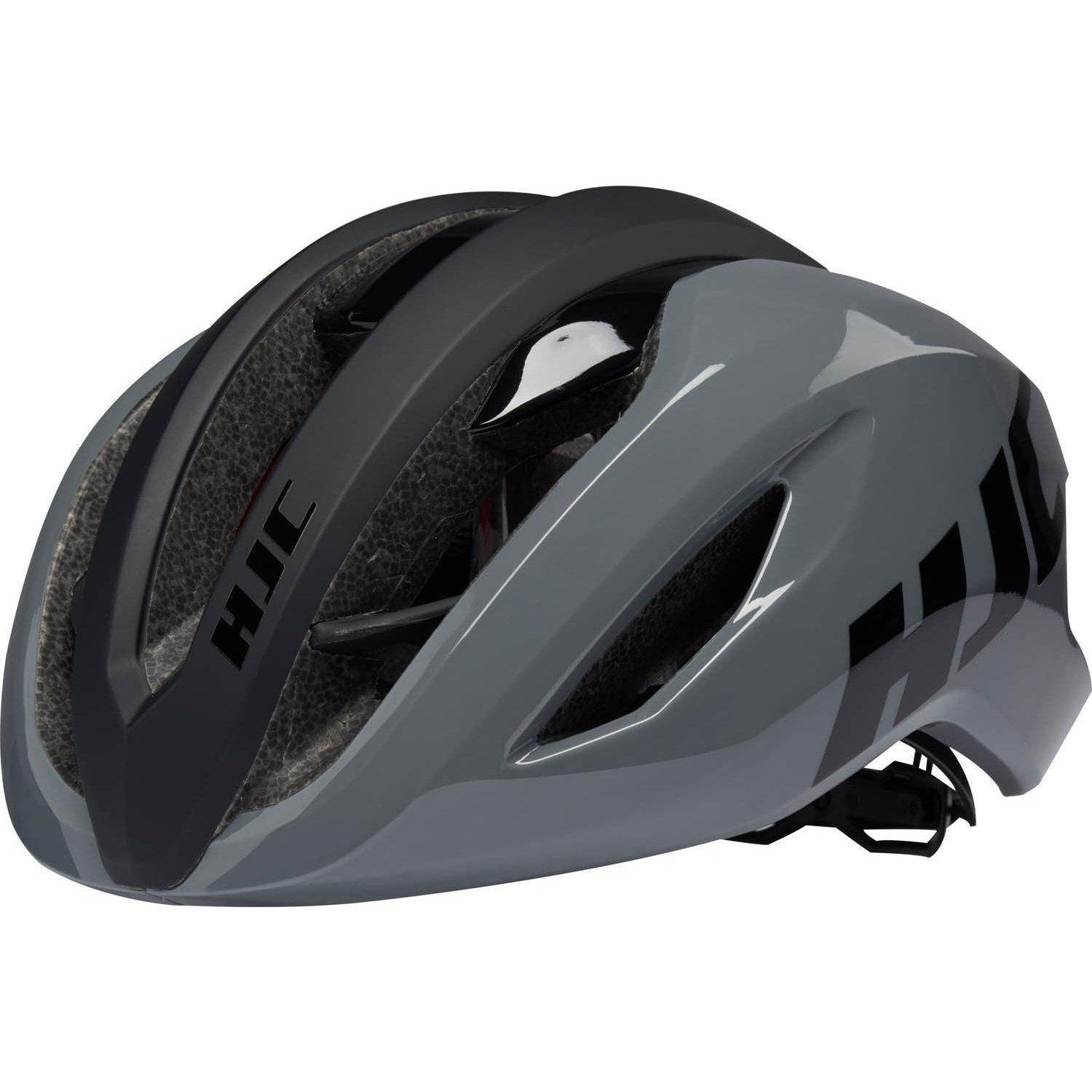 HJC-HJC Valeco Road Cycling Helmet-Matt Grey/Black-S-HJC81202401-saddleback-elite-performance-cycling
