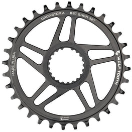 Wolf Tooth Direct Mount Chainrings for Shimano Cranks