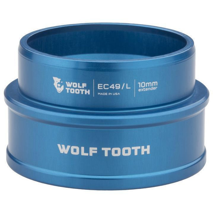 Wolf Tooth Lower Headset Cup Extender - External Cup