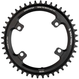 Wolf Tooth 110 BCD 4 Bolt Chainring for Shimano GRX