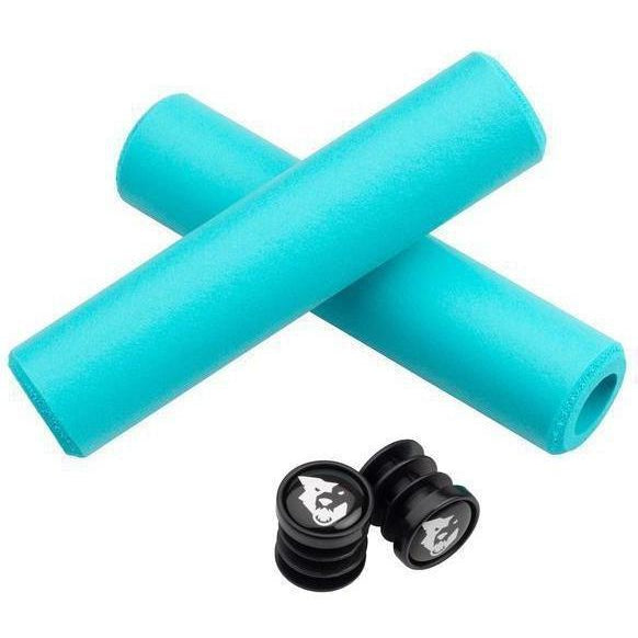 Wolf Tooth-Wolf Tooth Karv Grips-Teal-6.5mm-WTKARVTEAL-saddleback-elite-performance-cycling