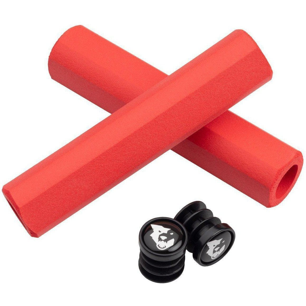 Wolf Tooth-Wolf Tooth Karv Cam Grips-Red-6.5mm-WTCAMKARVXTRED-saddleback-elite-performance-cycling