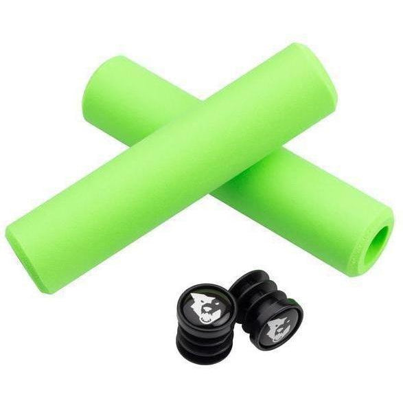 Wolf Tooth-Wolf Tooth Karv Grips-Green-6.5mm-WTKARVGRN-saddleback-elite-performance-cycling