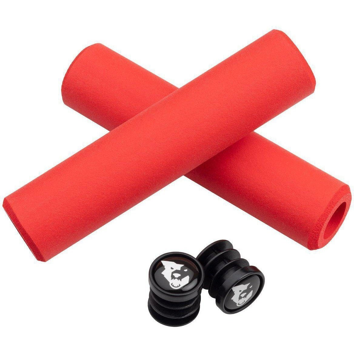 Wolf Tooth-Wolf Tooth Karv Grips-Red-6.5mm-WTKARVRED-saddleback-elite-performance-cycling