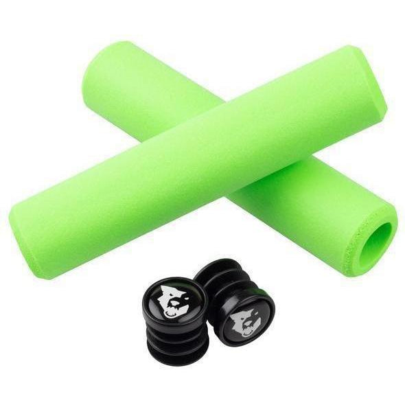 Wolf Tooth-Wolf Tooth Razer Grips-5mm-Green-WTRAZERGRN-saddleback-elite-performance-cycling