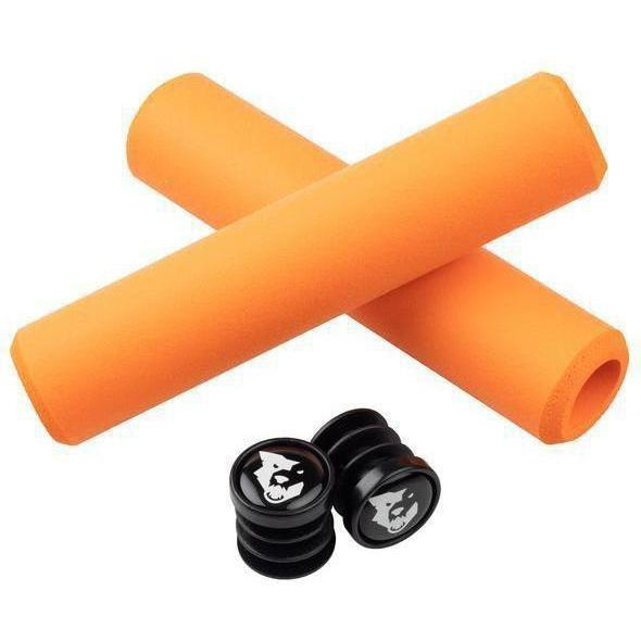 Wolf Tooth-Wolf Tooth Razer Grips-Orange-5mm-WTRAZERORG-saddleback-elite-performance-cycling