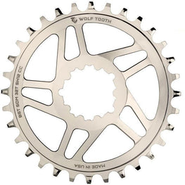 Wolf Tooth Direct Mount Chainring for eeWing cranks with 12-speed HG+