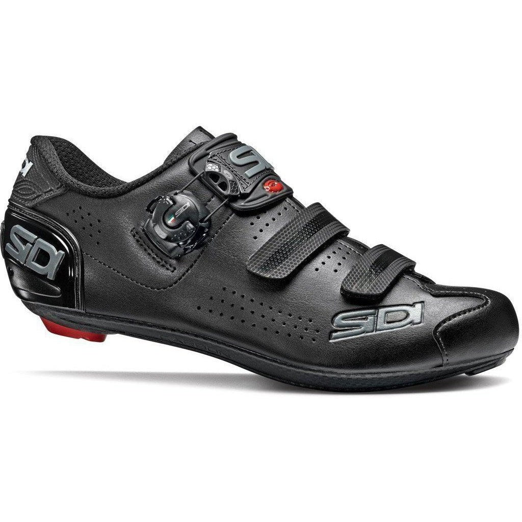 Sidi-Sidi Alba 2 Women's Road Shoes-36-Black/Black-SIALBA2WNENE36-saddleback-elite-performance-cycling