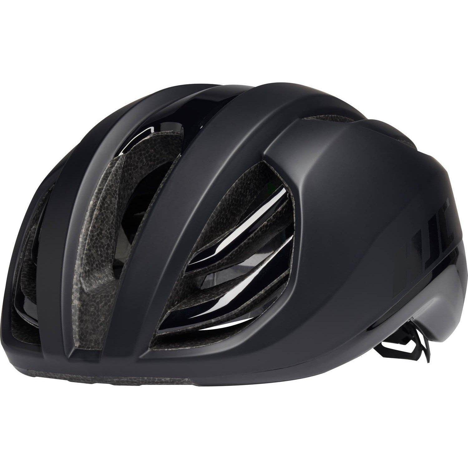 HJC-HJC Atara Road Cycling Helmet-S-Black-HJC81183101-saddleback-elite-performance-cycling