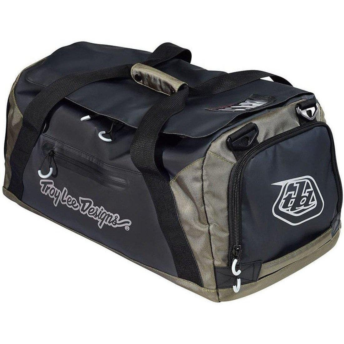 Troy Lee Designs-Troy Lee Designs Transfer Gear Bag-ARMY GREEN-70L-TLD611003800-saddleback-elite-performance-cycling