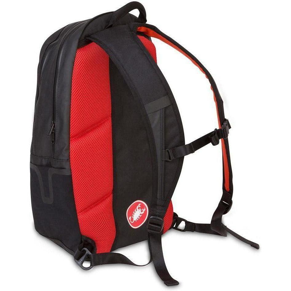 Castelli-Castelli Gear Backpack-Black-26L-CS8900103-saddleback-elite-performance-cycling