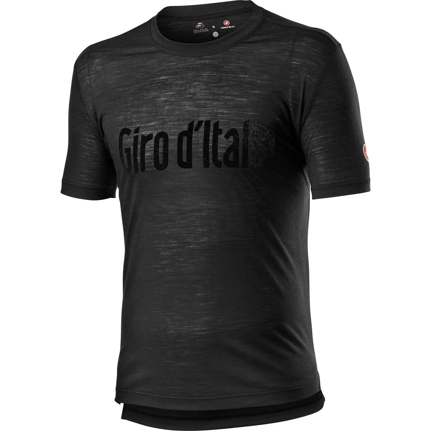 Castelli-Castelli Giro Heritage Tee-Nero Vintage-S-CS95103140852-saddleback-elite-performance-cycling