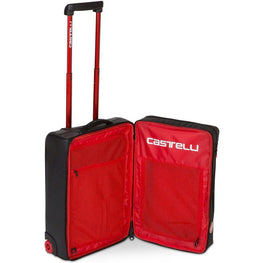 Castelli Race Bags Rolling Travel Bag