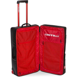 Castelli-Castelli Extra Large Rolling Travel Bag-Black-Uni-CS8900101-saddleback-elite-performance-cycling