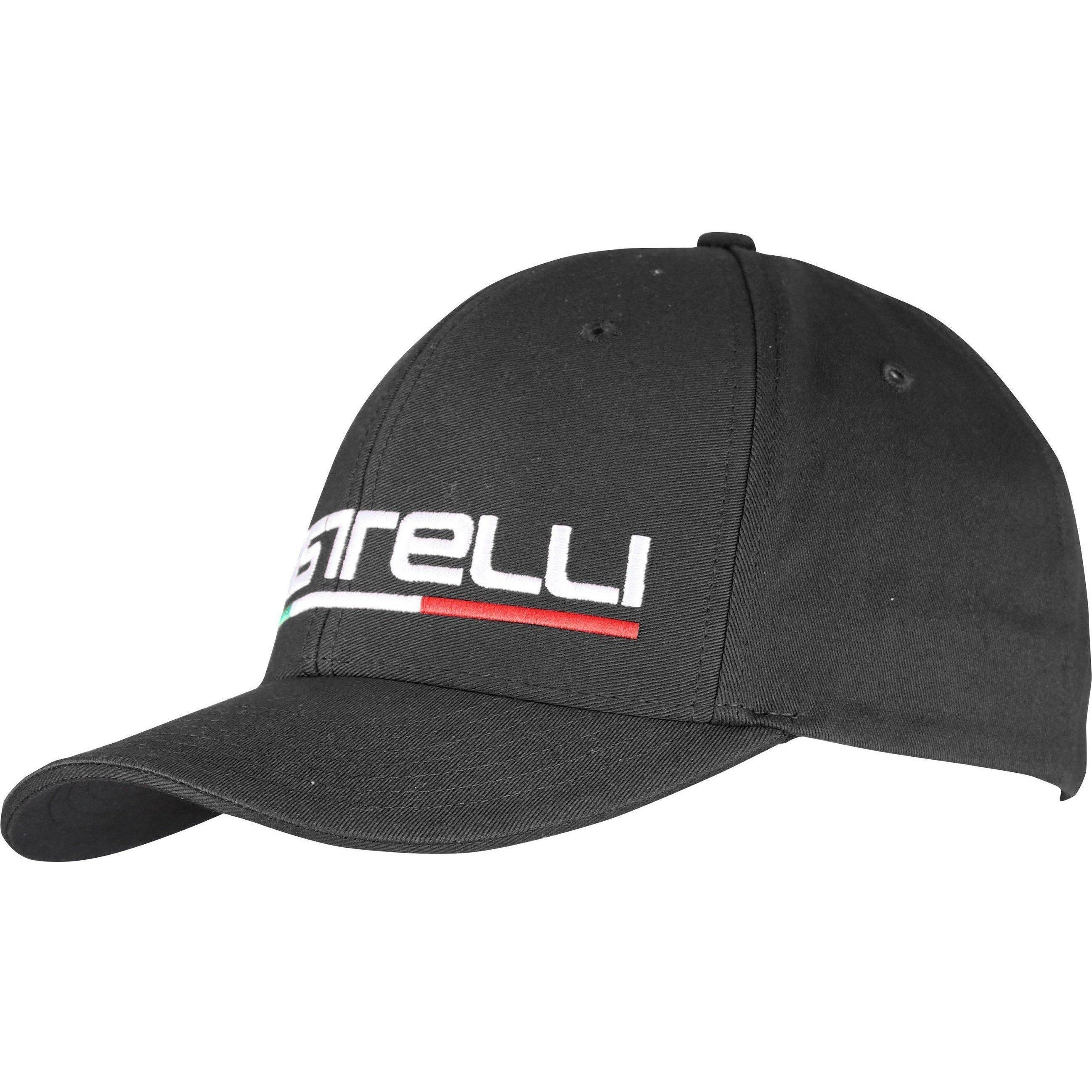 Castelli-Castelli Classic Cap-Black-Uni-CS181030108-saddleback-elite-performance-cycling