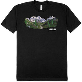 ENVE-ENVE Mountainscape T-shirt-Black/grey-XS-EN758000000150-saddleback-elite-performance-cycling
