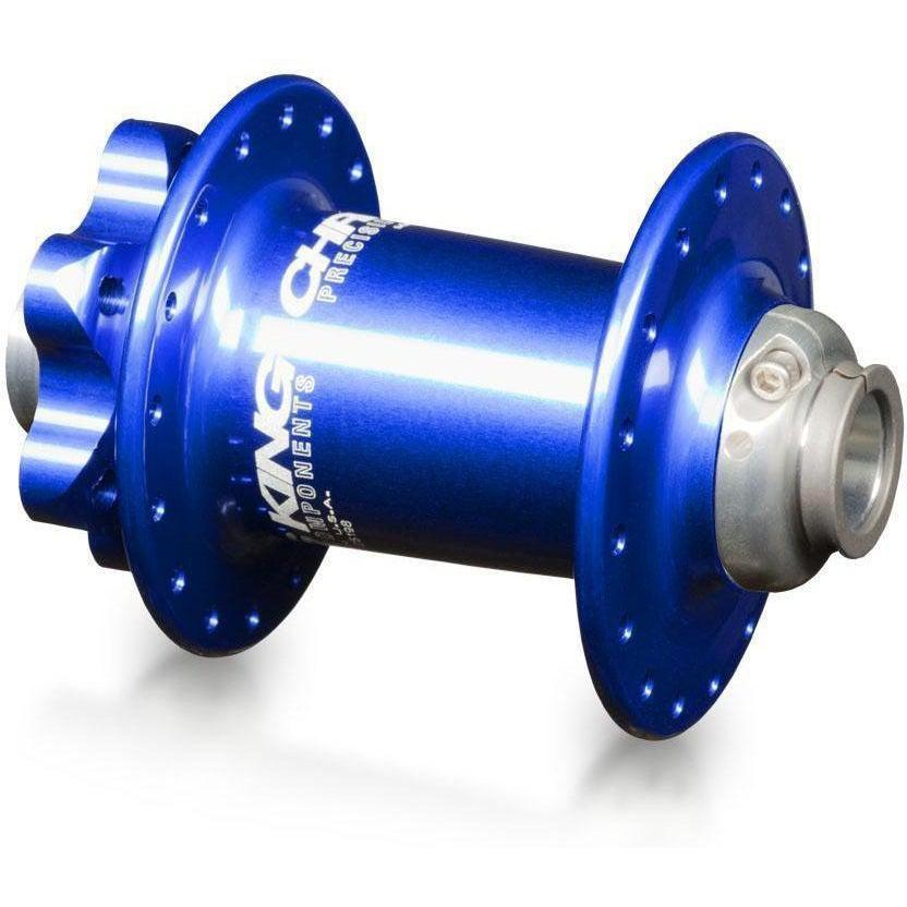 Chris King-Chris King ISO MTB Front Hub SD 100x15 Thru-Navy-36h-CKHBIF36N1I-saddleback-elite-performance-cycling